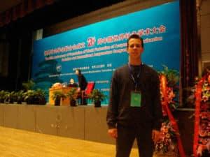 Congresso celebrando os 20 anos da WFAS, Pequim 2007
