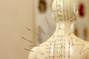 pontos da acupuntura